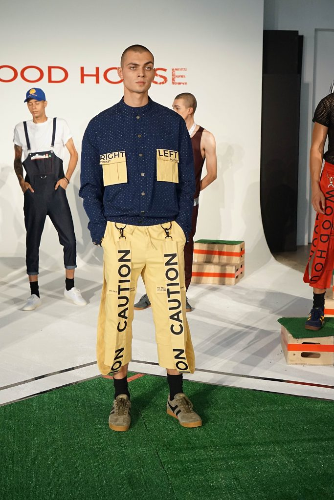 NYMD Woodhouse SS18
