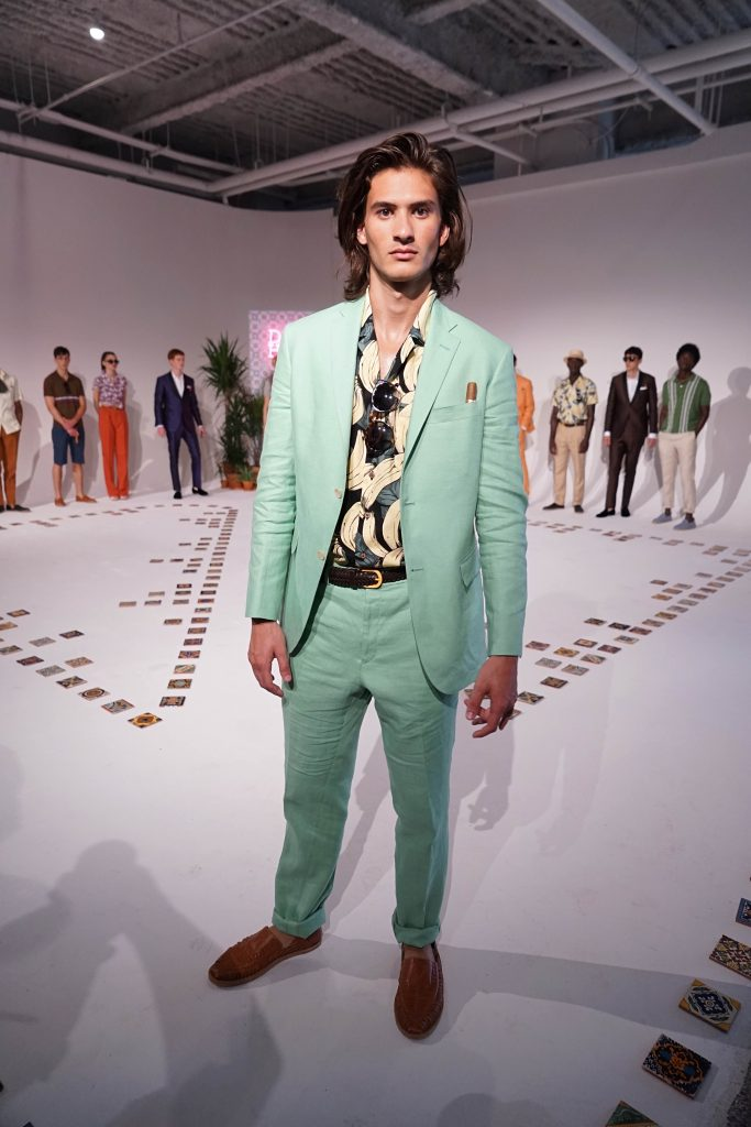To Cuba for David Hart S/S18
