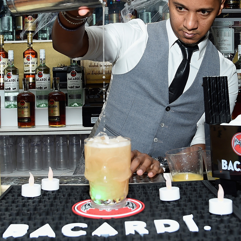 Party With Bacardi