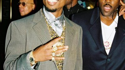 Tupac Shakur's Fashion