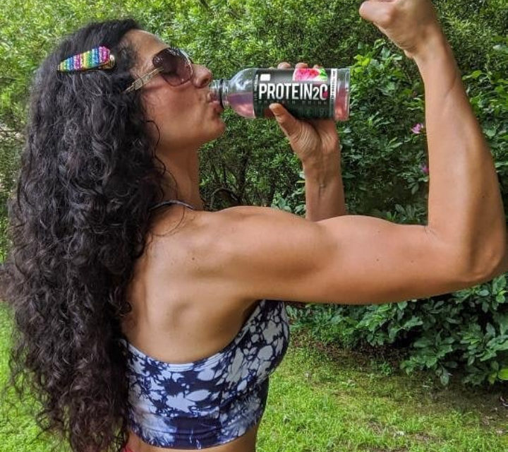 Protein2o for a New You in 2021